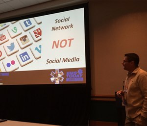 The key function of a social network is provision of social support. (Photo/Greg Friese)