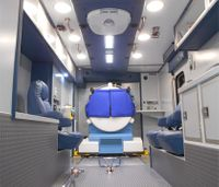 Prehospital CT scans possible with mobile stroke unit