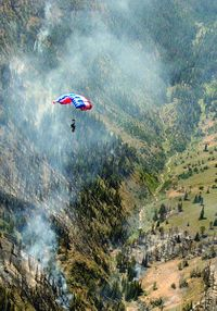 Do you have what it takes to be a smokejumper?