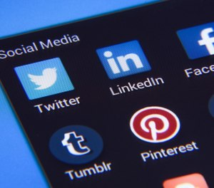 """Most criminals don't follow the advice of """"think first before you post,"""" so social media is an easy place to find information on suspects. (Photo/Pixabay)"""