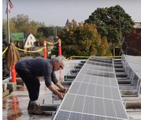 Mich. city's solar-powered fire station to save $6K per year