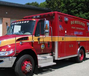 Somerset selectmen approved of the appointments of four additional firefighter-paramedics, with much of the cost for them being paid for by a grant. (Photo/City of Somerset)