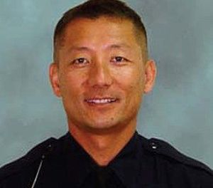 Officer Robby Chon (Photo/South San Francisco Police)