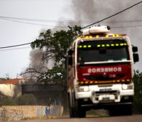 Fire, explosions rip through waste factory in Spain; 30 hurt