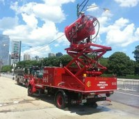 Beyond the fire truck: Fire apparatus for special operations