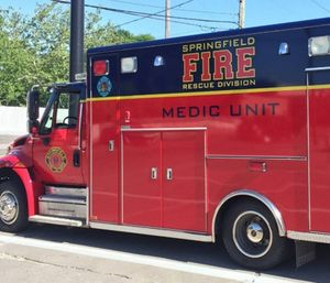 Springfield Mayor Warren Copeland said that while the overdose epidemic appears to have peaked in 2017, the problem is still serious. (Photo/Springfield Fire-Rescue Division)
