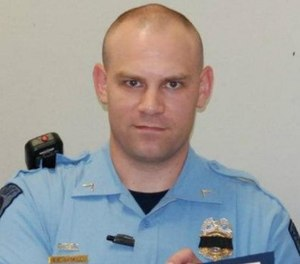 Pictured is Deputy Blaine Gaskill. (Photo/St. Mary's County Sheriff's Office)