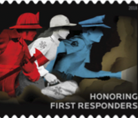 New first responder stamp to be released by USPS
