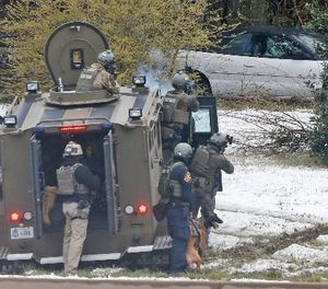 The fluidity and uncertainty of tactical situations call for the deployment of this technology to preserve life and property. (AP Photo/Steve Helber)