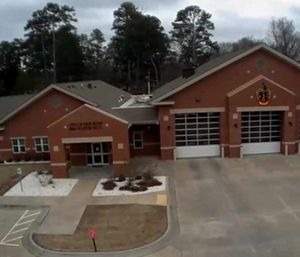 With no dissent, the Pine Bluff City Council voted to name the city's newest fire station, Fire Station No. 3, in honor of retired firefighter Tommy Davis. (Photo/Pine Bluff Fire and Emergency Services Department)
