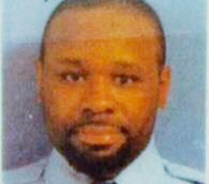 This undated file photo provided by the Delaware Department of Correction shows Lt. Steven Floyd. (Delaware Department of Correction via AP, File)