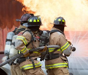 Firefighters should clean all PPE after an event to help reduce their exposure to harmful carcinogens. (Courtesy photo)