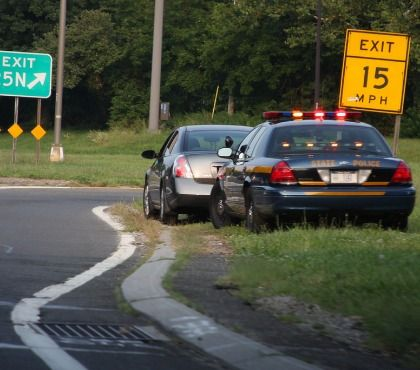 How eCitations improve police officer safety
