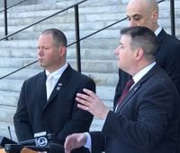 Conn. city union sues state union over misuse of funds