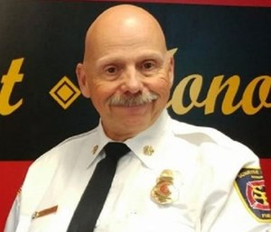 Sunrise Beach Fire Protection District Chief Dennis Reilly, is stepping down from the position he has held since 2012. (Photo/SFPD)