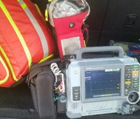 Ill. paramedic's SUV stolen with $30K worth of medical equipment inside