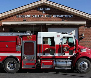Spokane Valley voters gave strong support to a levy for the Spokane Valley Fire Department that will fund salaries, equipment, fire engines and capital projects. (Photo/SVFD)
