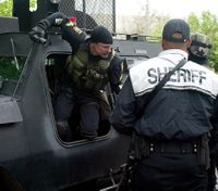 How to stand up a regional SWAT team