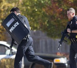Pulse of Policing: How private enterprise is supporting American cops