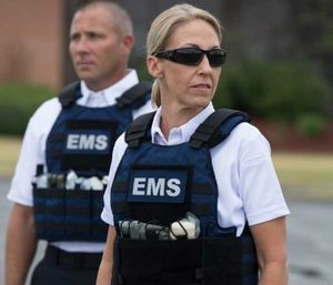 Recent events, like the ambulance shooting in Warrenton, NC, show how important it is for EMS agencies to outfit their providers with ballistic vests. (image/Propper)