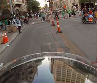 Video: Texas EMS deploys motorcycles during music festival