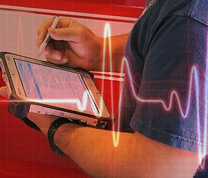 Detailed documentation plays an important role in ambulance transport reimbursement. (Photo courtesy Omni EMS Billing)