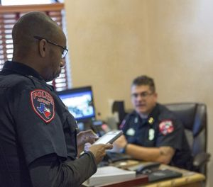 How to make the most of your time with a vendor will be determined in part by whether you are traveling to wherever the demo is presented, or the vendor is bringing it to you. (Photo/PoliceOne)