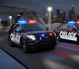 Ford Telematics powered by Telogis – Law Enforcement Edition includes advanced custom dashboards, alerts, scorecards and reporting. (Photo courtesy Telogis)