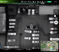 How unmanned aerial systems can assist police pursuits