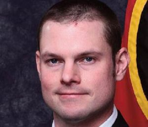 Seth Tinsley's cancer death was classified as a line-of-duty death by the IAFF, but North Carolina did not connect his 11 years of fire service with his cancer. (Photo/Charlotte Fire Dept.)