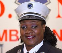 FDNY EMS captain becomes dept.'s first black female deputy chief