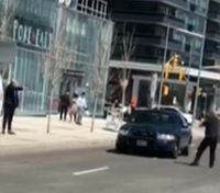 Toronto attack highlights issue of using deadly force against deadly vehicles