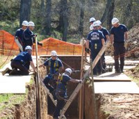 Patient management in the technical rescue environment