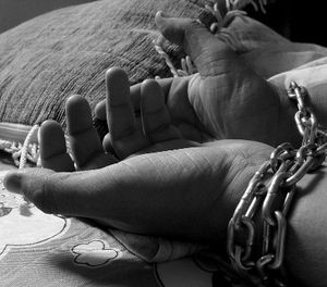 The challenge is to credibly craft an interrogation theme that appeals to the mentality of human traffickers who, in almost every instance, have already perversely rationalized their own conduct. (Photo/Pixabay)
