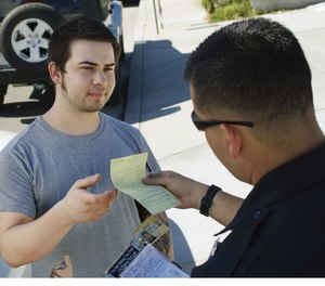 Specialized training and technology can help make traffic stops and other police/citizen interactions safer for both parties. (image/iStock)