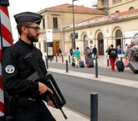 French train station stabbing suspect released from custody day before attack