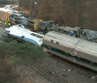 SC train crash leaves 2 dead, nearly 90 hurt