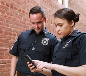 Advances in online learning make it easier for officers to access and complete training wherever they go - including via mobile devices. (Image via Pixabay)