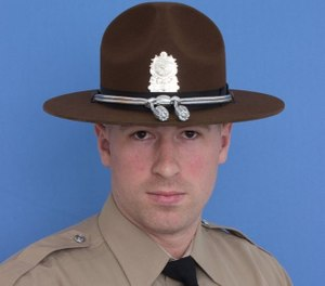 Illinois State Trooper Christopher Lambert, who was struck and killed by a car during a crash investigation (Photo/ Illinois State Police)