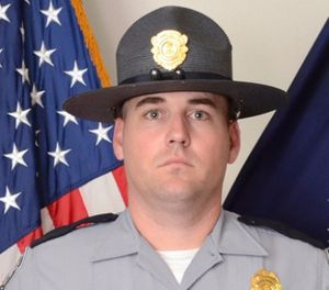 Pictured is Trooper Daniel Keith Rebman. (Photo/SCDPS)