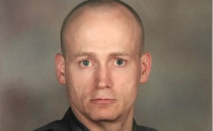 Pictured is Trooper Jeremy VanNostrand. (Photo/NYSP)