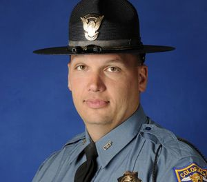 Trooper Cody Donahue. (Photo/Colorado State Patrol)