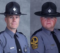 Widows sue over troopers killed in Va. helicopter crash