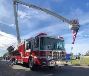 The Youngsville Fire Department's announcement Thursday that it will stop responding to most calls outside city limits could be the first domino for unincorporated Lafayette Parish fire service. (Photo/YFD)