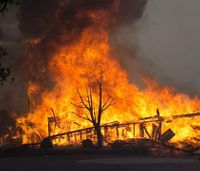 Calif. county to improve emergency operations after criticized wildfire response