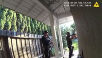 LAPD release video of gunfire exchange with former Sacramento Kings player