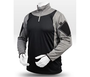 PPSS's UBAC (Under Body Armor Combat) shirt offers protection around the arm, torso and neck area. (Photo courtesy of PPSS)