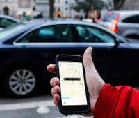 Uber launches nationwide 911 button