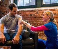 Uber launches mobile flu shot clinic