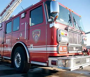 Five Unified Fire Authority firefighters filed a federal lawsuit that accuses former fire officials of nepotism. (Photo/UFA)